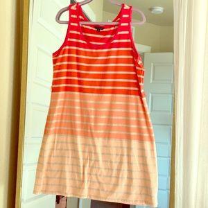 Tommy Hilfiger striped summer dress